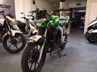 Lexmoto Venom 125cc Manual Motorcycle, Low Miles, 1 Owner, Excellent Cond ** Finance Available **