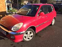 Daihatsu Sirion F-Speed