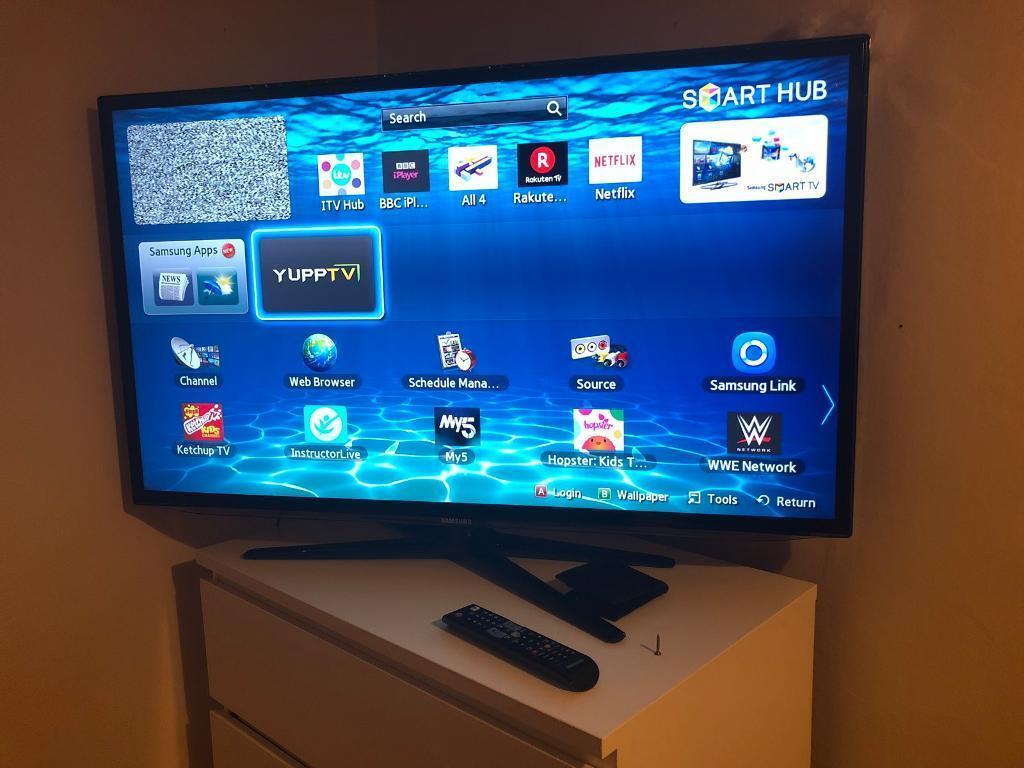 how to get netflix on samsung smart tv in australia