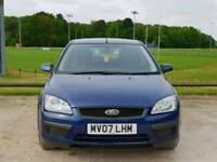 FORD FOCUS AUTOMATIC 2007 5DOOR LX MOT TILL11/5/2019 11 SERVICES HPI CLEAR EXCELLENT CONDITION