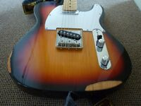 FENDER SQUIRE TELECASTER NICE