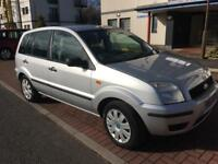 FORD FUSION AUTOMATIC,43,000 MILES,1 YEARS MOT,£1150