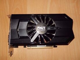 Palit GeForce GTX 660 NVIDIA Graphics Card - 2GB