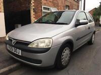 Vauxhall Corsa Mot June 19 only £275 Ono swap