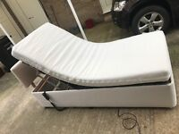 Mibed single electric bed