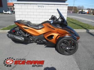 2013 Can-Am Spyder RS-S SM5 -