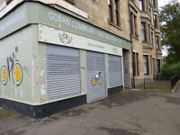 Shop to let at Brighton Place In Ibrox