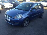 Ford Fiesta 1.6 5 doors full leather