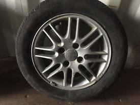 """X1 ford focus alloy 195/60 - 15"""""""
