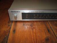 Technics ST-Z15L Vintage Silver Finish LW, MW & FM Radio Tuner