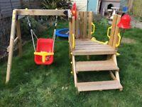 Plum Toddler climbing tower