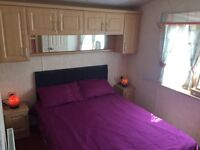 Seton sands caravan 6 berth