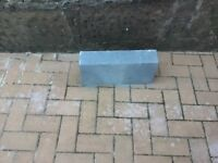 100 mm concrete blocks