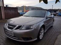 NEW SHAPE 2008 SAAB 93 VECTOR AUTO CONVERTIBLE,SPARES OR REPAIR,07564776624