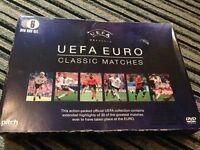 UEFA Euro 6 DVD Set