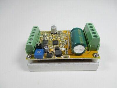 Bldc Threephase Dc Brushless Hallless Motor Controller Pwm Motor Drive Board Plc