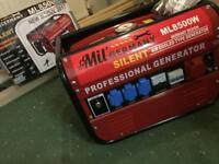 Mil Germany 2017 silent generator