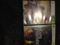 Xbox 360 games good condition 5 pound each