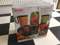 Smoothie Maker - Nutri Blend by Cooks Professional