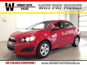 2012 Chevrolet Sonic LS| BLUETOOTH| POWER LOCKS| 89,957KMS