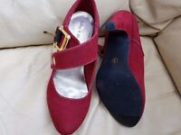 Various Size 4 sandals/shoes. Individually priced.