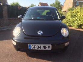 VW Beetle 1.9 tdi in Black may p/x 4x4 why ?