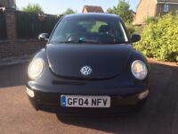 VW Beetle 1.9 tdi in Black