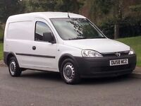 VAUXHALL COMBO 1,3 CDTI 2008 EX BBC SERVICES VEHICLE HIGHLY MAINTAINED LOOK AND DRIVES PERFECT