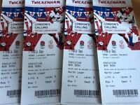 Rugby 7s | Finals Day | x4 Executive Box Tickets
