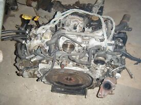SUBARU IMPREZA WRX TURBO FULL API REBUILT ENGINE NO OFFERS