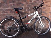 "Youth ""Pro Bike"" Tracker Mountain Bike. Excellent Condition"