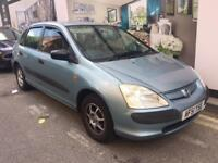 HONDA CIVIC 1.4 5 DOOR HATCHBACK GOOD RUNNER
