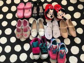 Girls shoe bundle 12 & 13