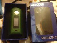 Minikin 2 vape mod