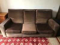 FREE - 3 seater sofa