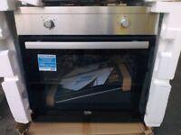 Beko Single Fan Oven and Ceramic Hob New Still in The Box
