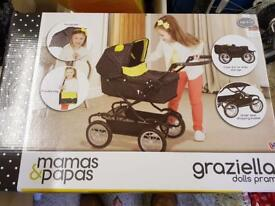 NEW IN BOX MAMAS AND PAPAS GRAZIELLA