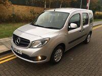 2013 Mercedes-Benz CITAN 109 CDI 90bhp 5 Seat TRAVELINER