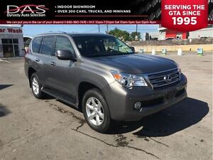 2011 Lexus GX 460 PREMIUM LEATHER/SUNROOF/7 PASS