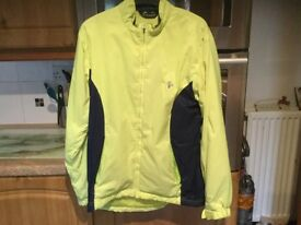 RONHILL jogging/cycling jacket size 12. Needs sewing at cuffs INSIDE but reflected in the price.