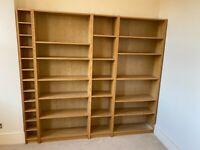 Free Ikea wardrobe with draws and free Ikea shelving unit