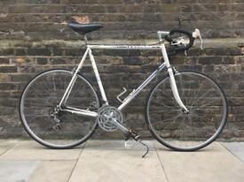 "Classic PEUGEOT PREMIERE Racing Road Bike - XL 24.5"" Men's Frame - Restored Vintage - WARRANTY"