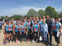 Run Belfast Marathon for Parkinson's UK