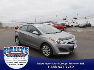 2013 Hyundai Elantra GT GL! Heated! ONLY 41K! Trade-In! Save!