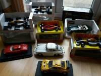 Die cast Collectors Cars F1 Classic Rally williams Ferrari Hill Look