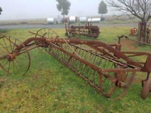 hay rake | Farming Vehicles & Equipment | Gumtree Australia Free