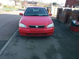 Vauxhall Astra 2.0 dti sell or swap