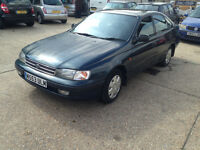 AUTOMATIC TOYOTA CARINA AVENSIS . 1.6 PETROL . 10 MONTS MOT . 2 OWNERS . SUPERB DRIVE .CHEAPEST AUTO