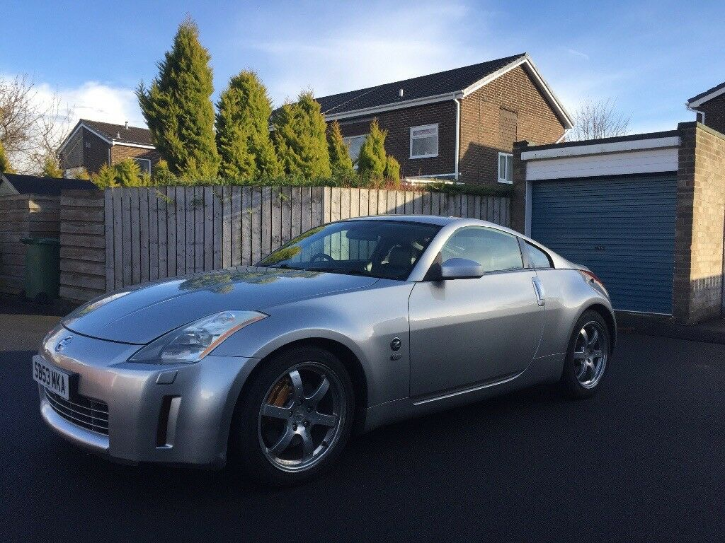 Nissan 350z - 3.5 V6 - 2003 - Manual - Excellent condition