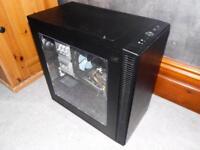 Windowed Gaming PC Xeon/i7 Nvidia Gtx 960 Graphics